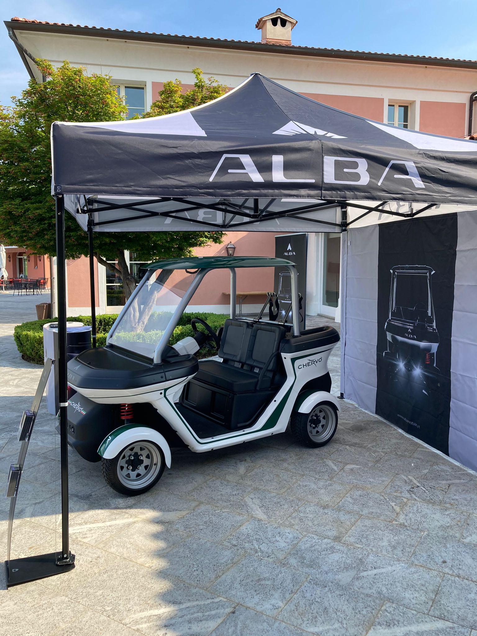 Alba stand - Bogogno golf club