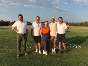 About Riki e amici golf Albarella Alba Mobility