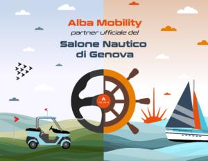 alba-mobility-al-salone-nautico-di-genova-settembre-2021