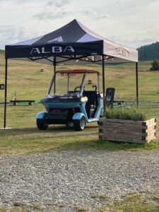 Alba Cart-Golf Sestrieres Stand