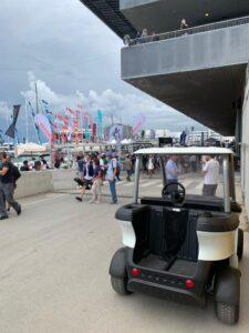 Alba Mobility al Salone Nautico
