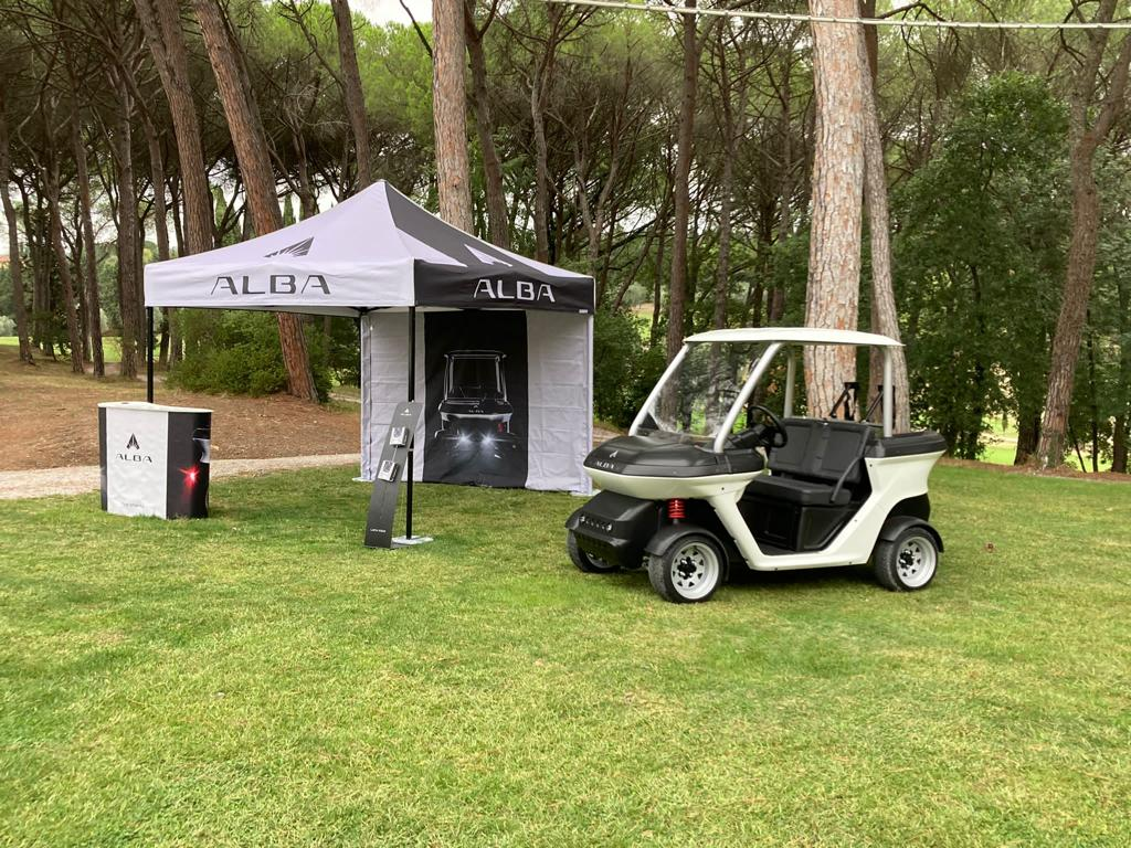 Golf Ugolino - Alba Mobility stand
